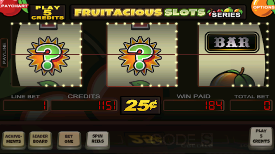 Fruit Slot Machine- screenshot thumbnail