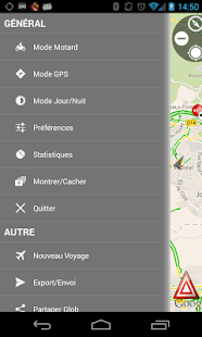 Glob - GPS, Traffic & Radar - screenshot thumbnail