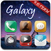 Galaxy GO LauncherEX Theme