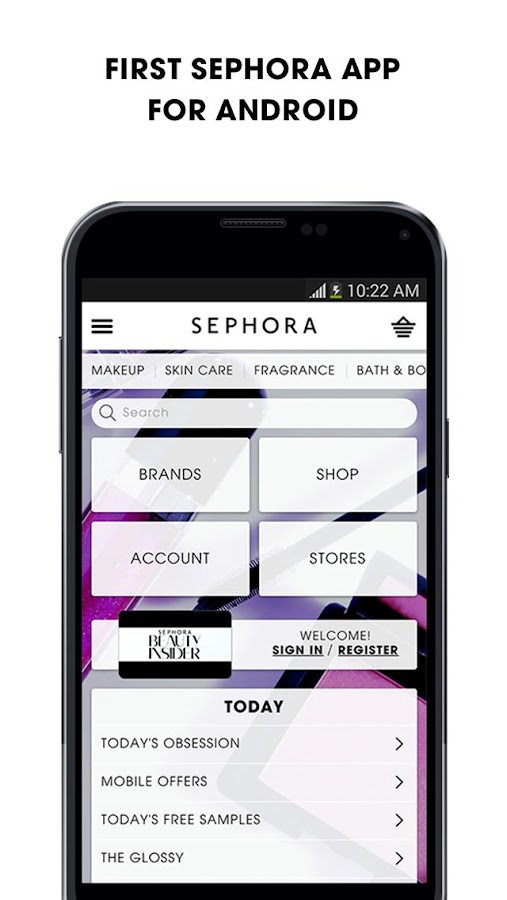 Sephora to Go- screenshot