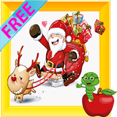 Happy Christmas Hidden Objects