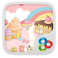 Candy Town GO Super Theme 1.1