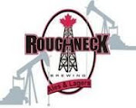 Logo for Roughneck Brewing