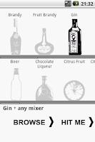 Screenshot of DrinkOn
