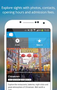 Sygic Travel: Trip Planner Screenshot 9