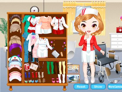 游戏的女孩护士 休閒 App-癮科技App