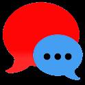 Black ChatHeads for EvolveSMS icon