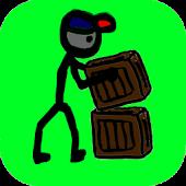 Crates Man