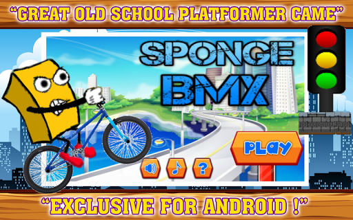 Sponge BMX