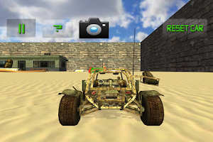 Screenshot of RC Car