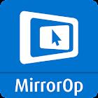 MirrorOp Sender icon