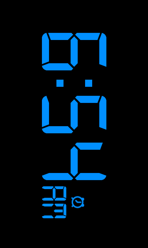 T3chDad® Alarm Clock - screenshot