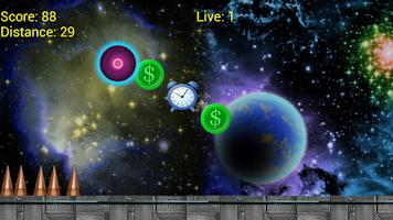 Screenshot of The Running Ball