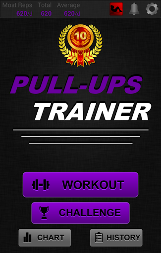 Pull-ups Trainer