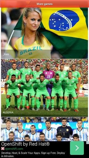 Puzzle Brazil Soccer 2014