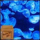 underwater jellyfish lwp icon