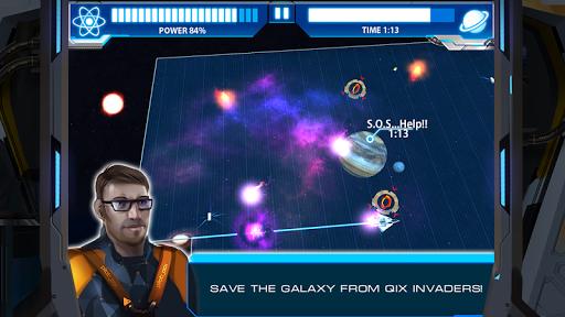 Qix Galaxy: Space Adventure