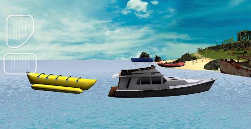 Boat Driving Simulator HD 3D