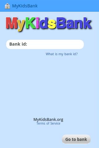 MyKidsBank