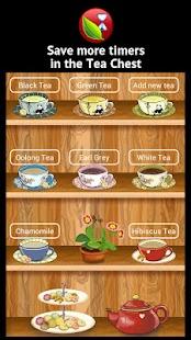 Tea Timer (Free)- screenshot thumbnail