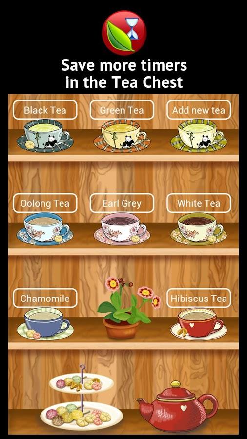 Tea Timer (Free)- screenshot