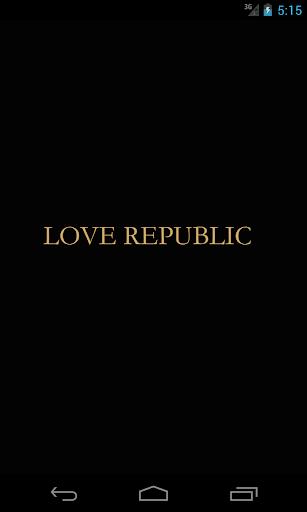 LOVEREPUBLIC