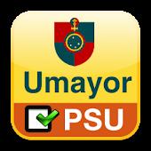 Simulador Ponderaciones UMayor