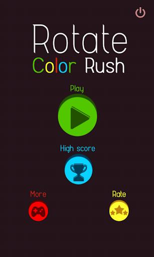 Rotate Color Rush