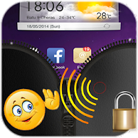 Voice Zipper Screen Lock 1.0