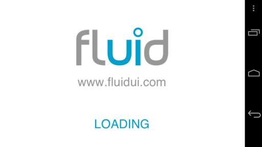 Unofficial FluidUI Player