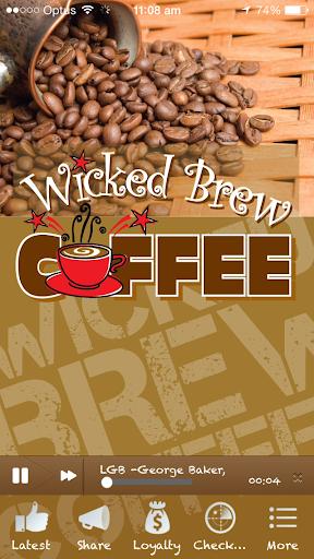 Wicked Brew Coffee