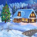 Christmas Live Wallpaper Free icon