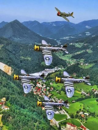War Plane 1945