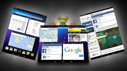 Floating Browser