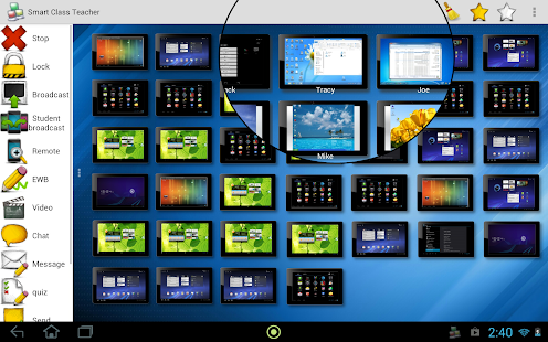 Radix SmartClass Teacher - screenshot thumbnail