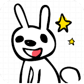 Usako-the handwriting rabbit