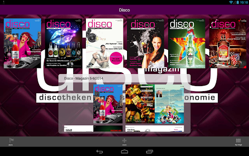 Disco Magazin- screenshot thumbnail