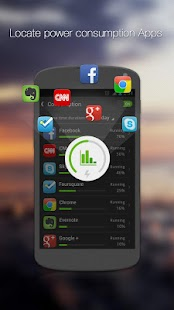 GO Battery Saver &Power Widget - screenshot thumbnail
