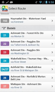 TransitTimes+ Free - screenshot thumbnail