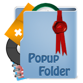 Popup Folder