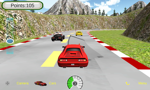 kids car racers screenshot thumbnail