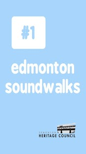 Edmonton Soundwalks- screenshot thumbnail