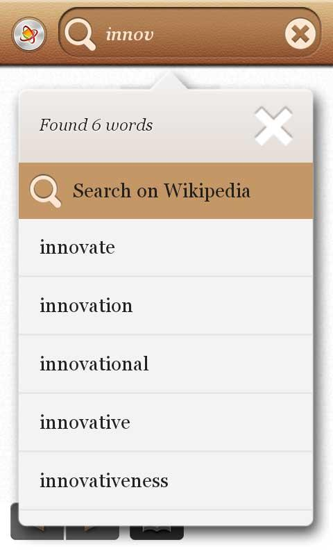 Dictionary Offline Dictionary- screenshot