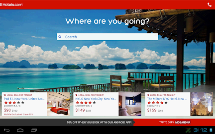Hotels.com – Hotel Reservation Screenshot 16