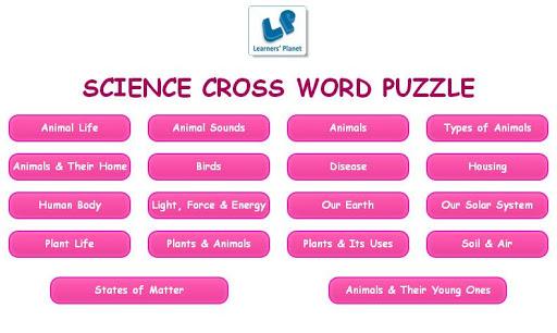 Science Crosswords-2