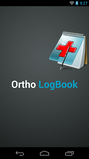 Ortho Log Book