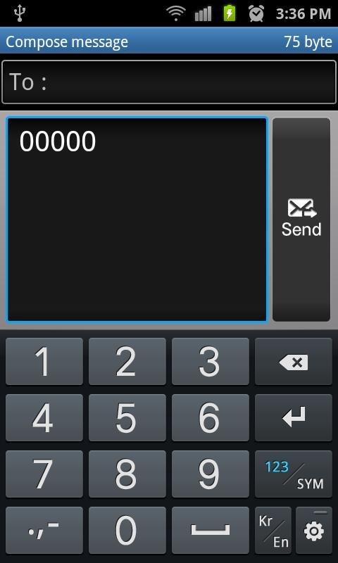 [Free] Screen UnLock/Lock – zrzut ekranu