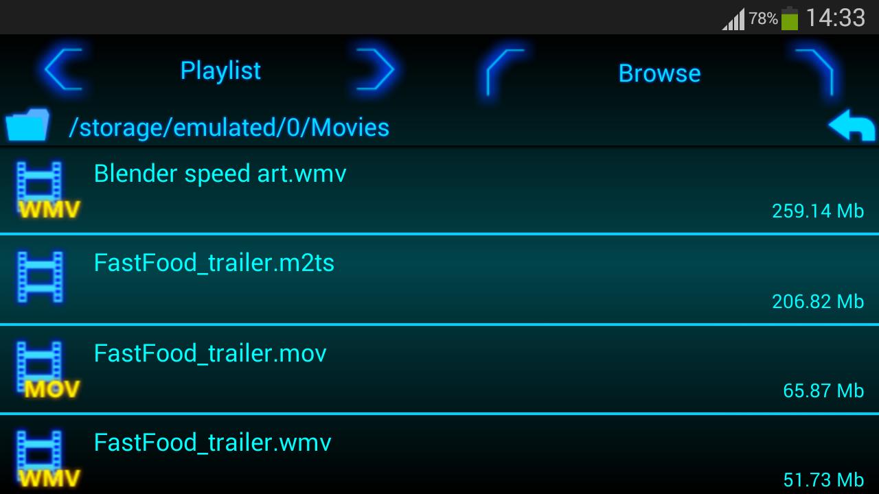 CR Player Pro - screenshot
