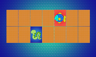Screenshot of Memory Game