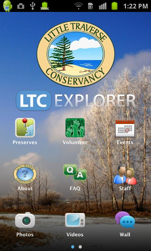 LTC Trail Explorer - screenshot